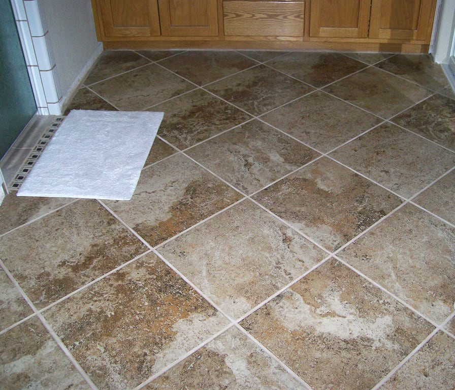 Cost to lay floor tiles