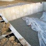basement foundation concrete walls