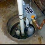 water-powered sump pump