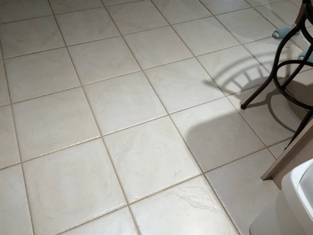 Floor cleaning angies list once your grout is clean keep it that way by getting rid of its worst floor cleaningpolishingwaxing dailygadgetfo Image collections