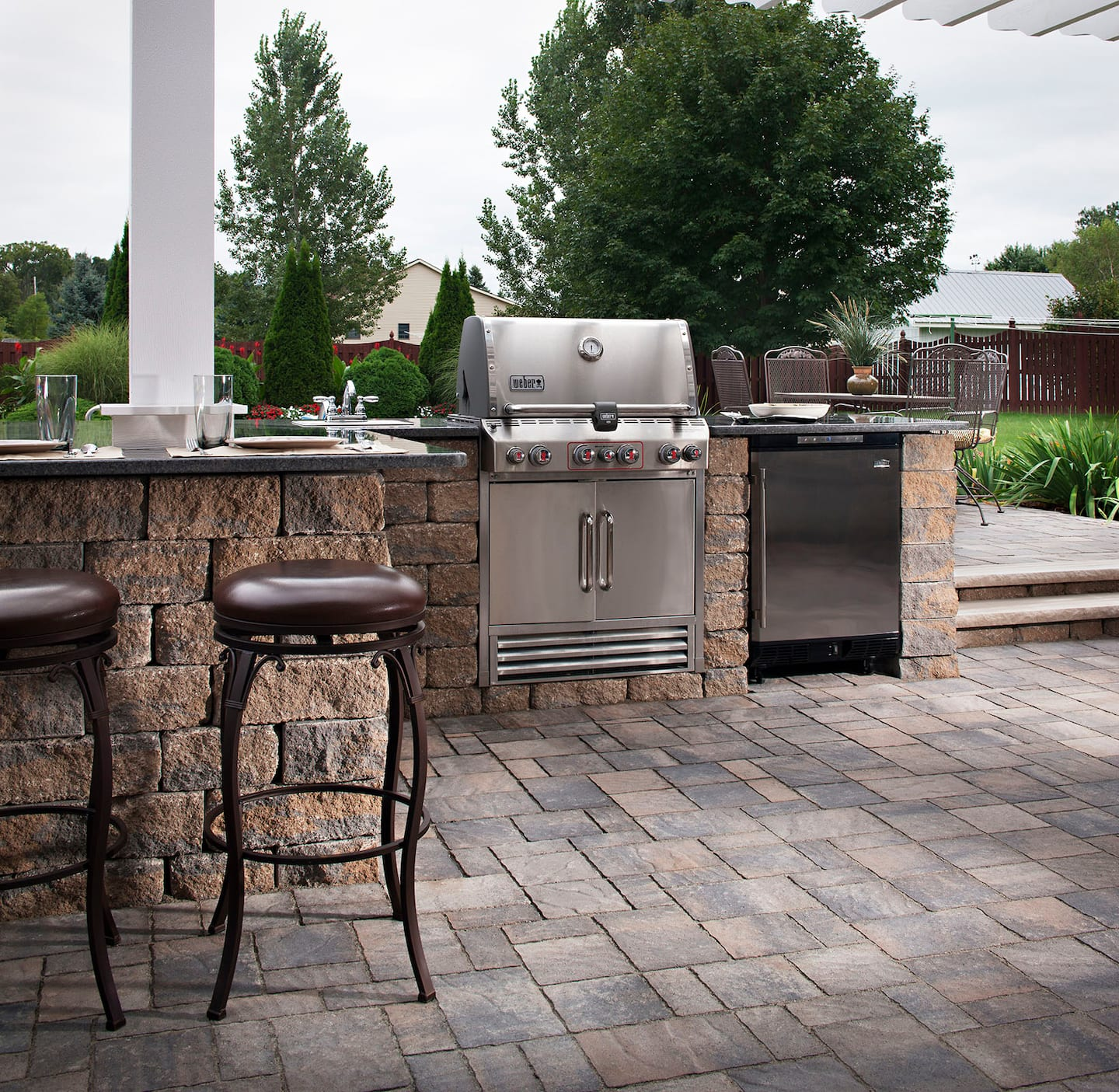 How To Maintain Your Outdoor Kitchen