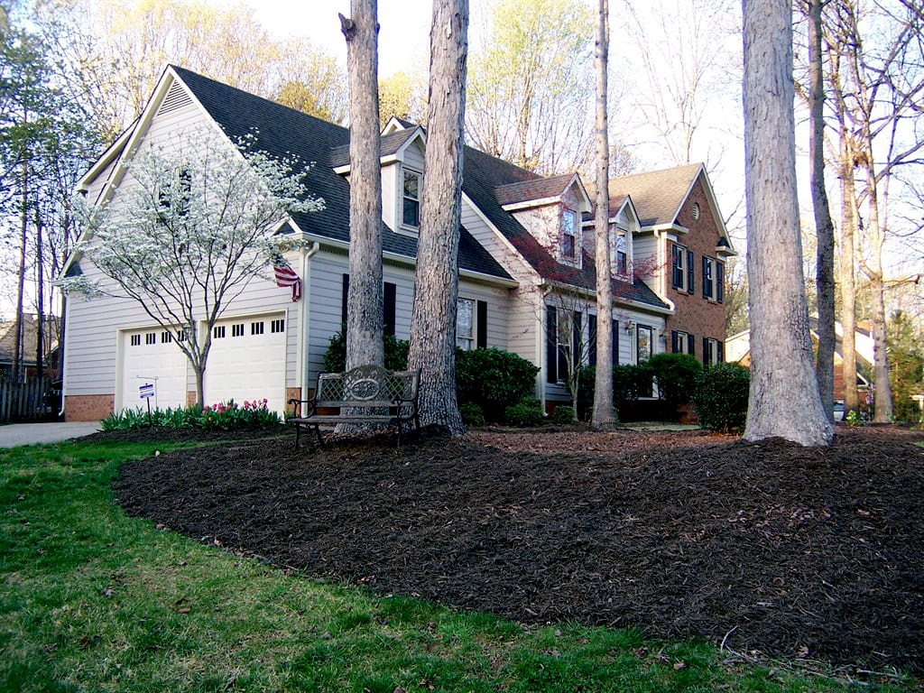 Choosing The Right Mulch For Your Garden .