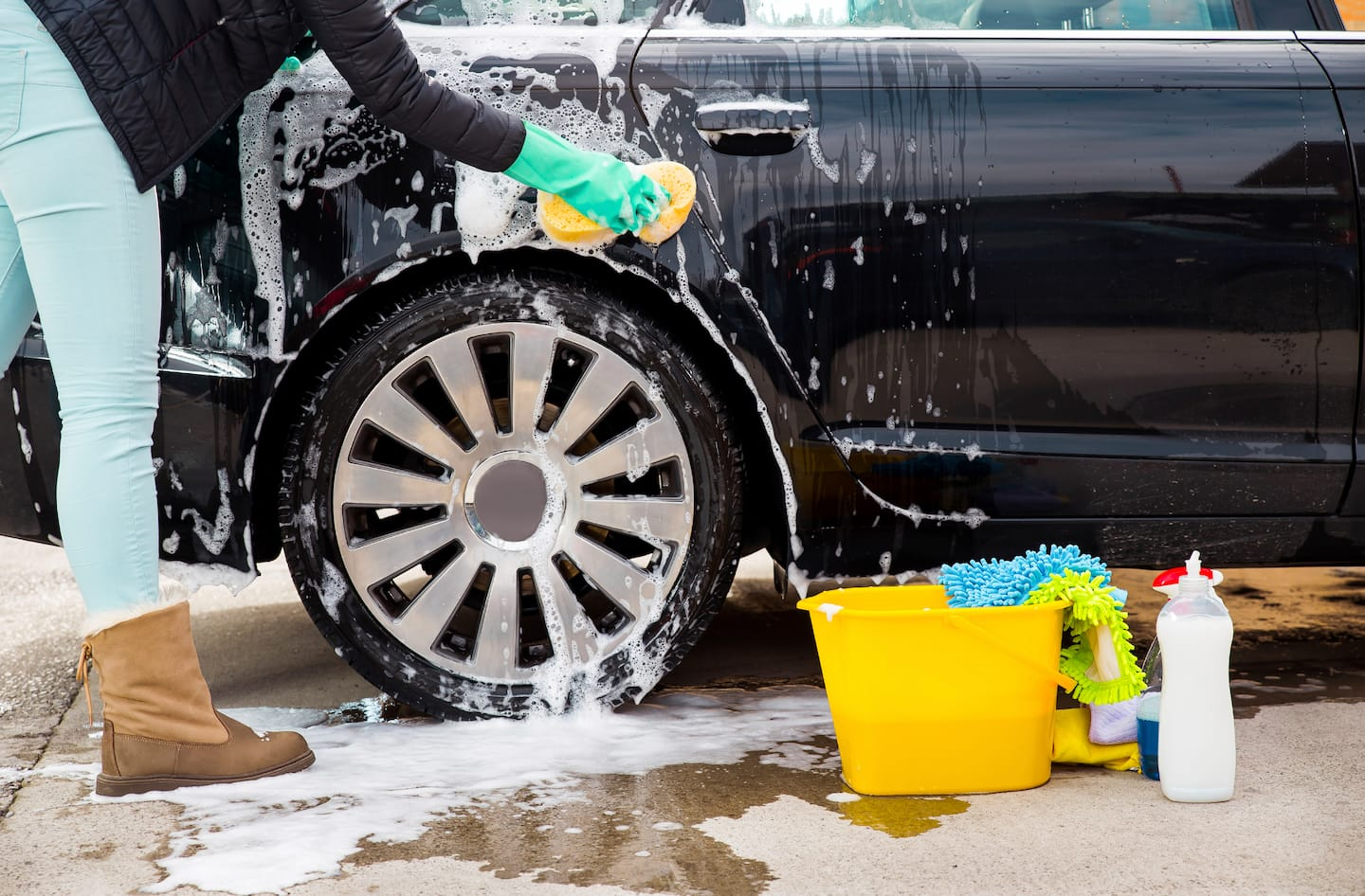 whats the difference between a car wash and detail angies list