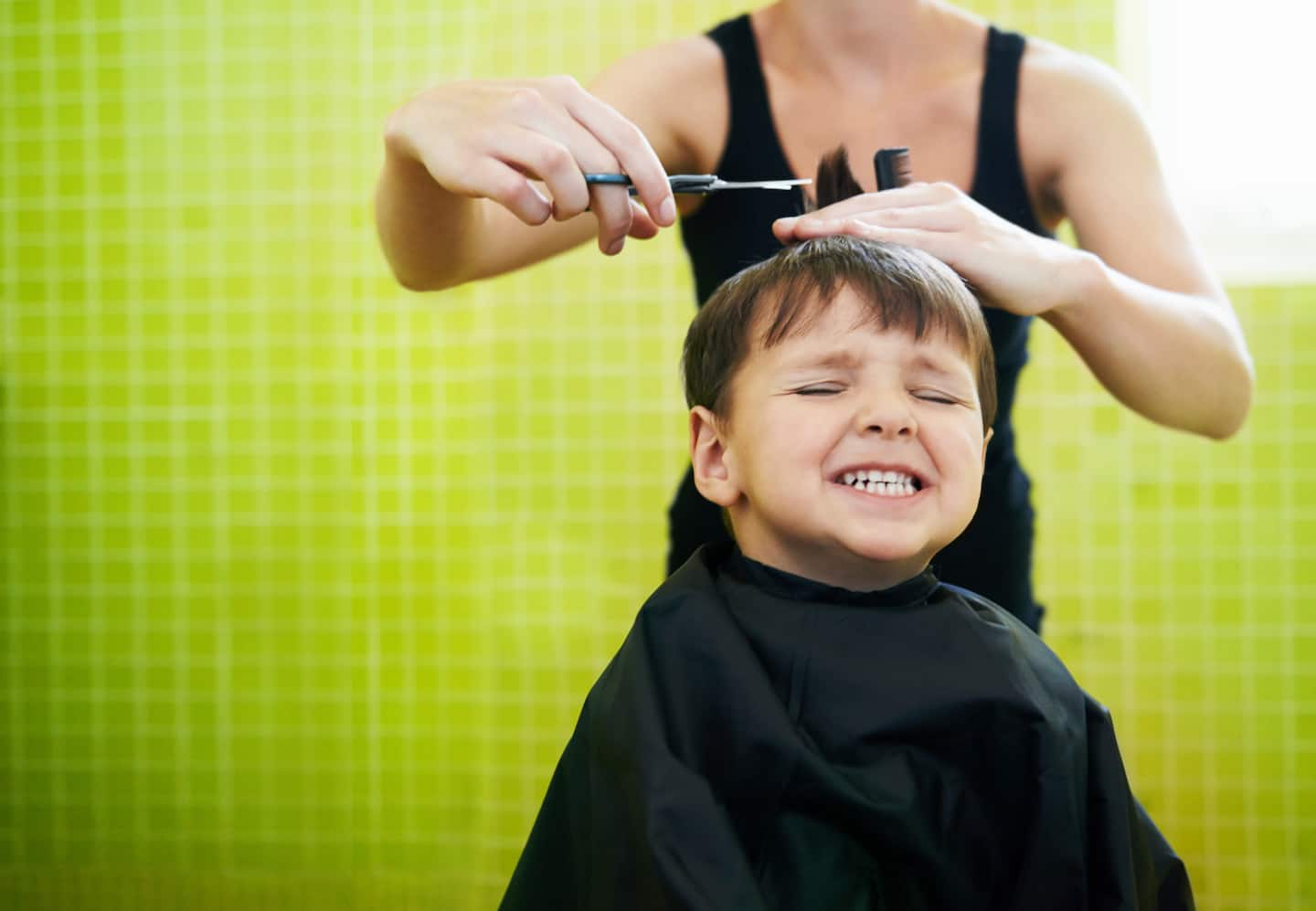 How To Make Your Childs First Haircut Fun Angies List