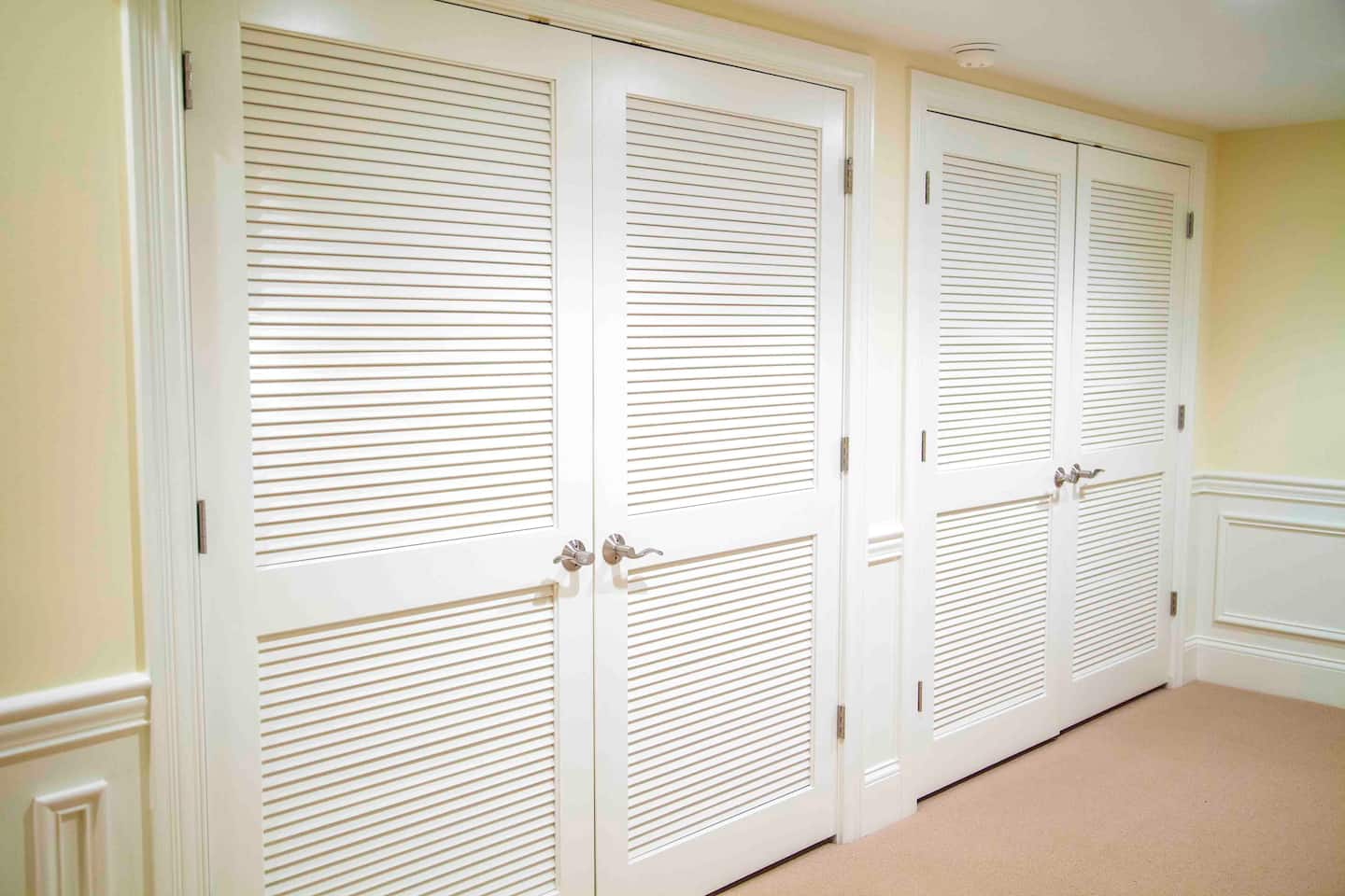 . Closet Door Ideas for Your Home   Angie s List