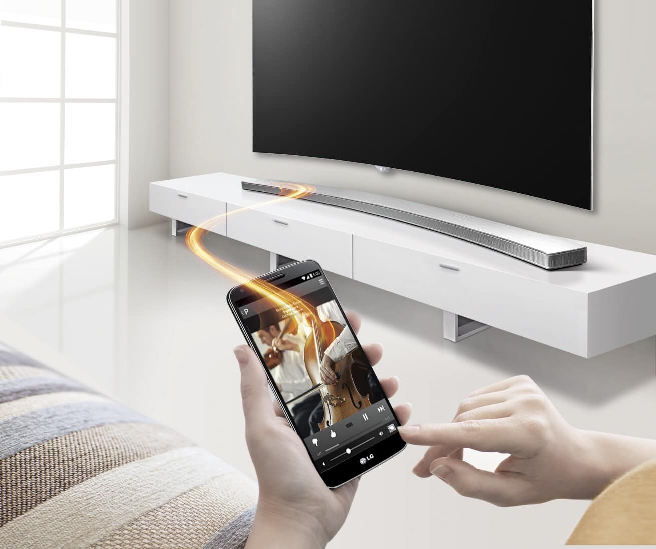 Can a Sound Bar Improve Your HDTV? | Angie\'s List
