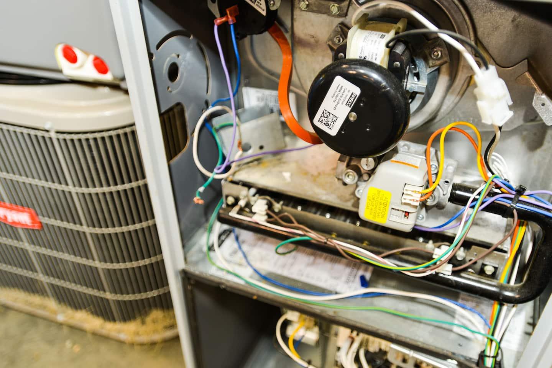 What To Do When Heat Pump Coils Freeze Angies List Friedrich Gas Furnace Wiring