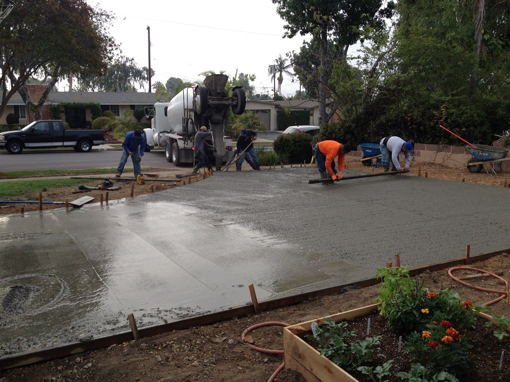 100 Stamped Concrete Walkway Valley Ranch Landscaping