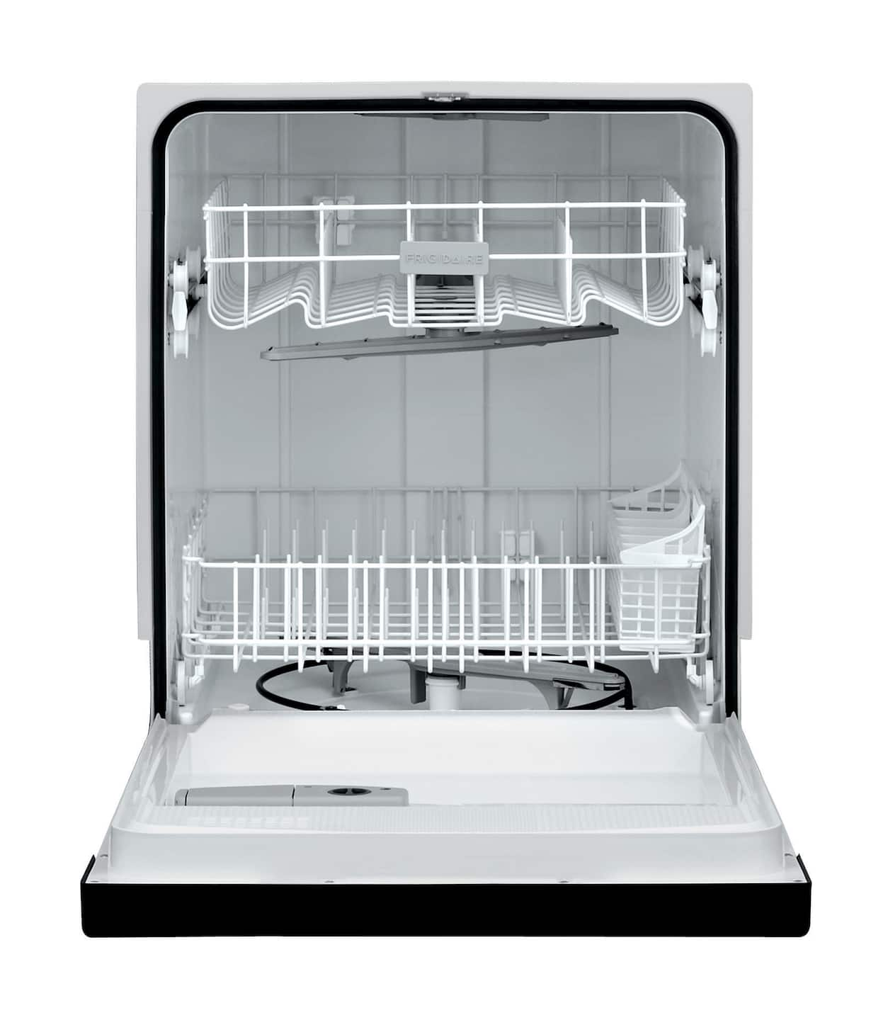 Dishwasher Review: Frigidaire 24-Inch Built-In Tall Tub Dishwasher ...