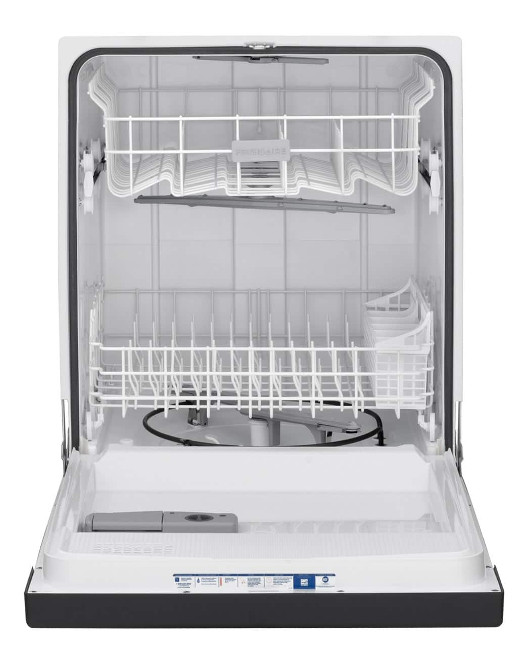 Dishwasher Review: Frigidaire 24-Inch Built-In Dishwasher FFBD2411NS |  Angie's List