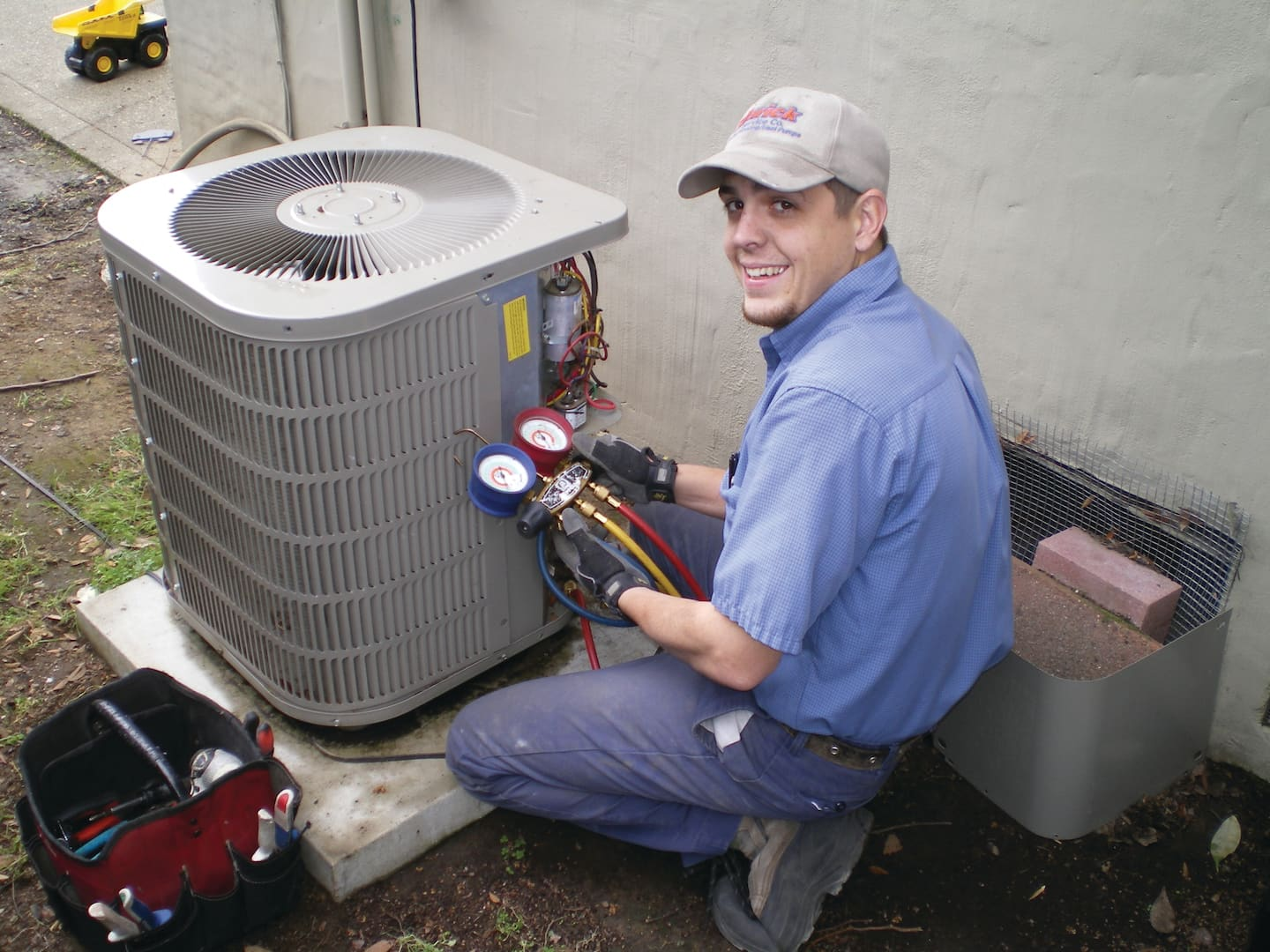 How Much Does It Cost To Install A New Central A/C Unit | Angie's List