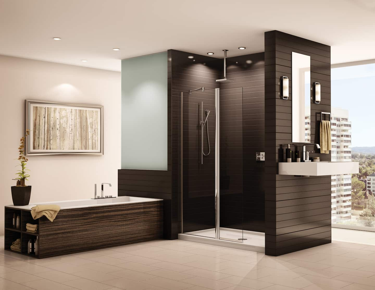 Walk In Tub With Heated Seat. bathroom with walk in shower and separate tub Pros Cons of Walk Tubs  Angie s List