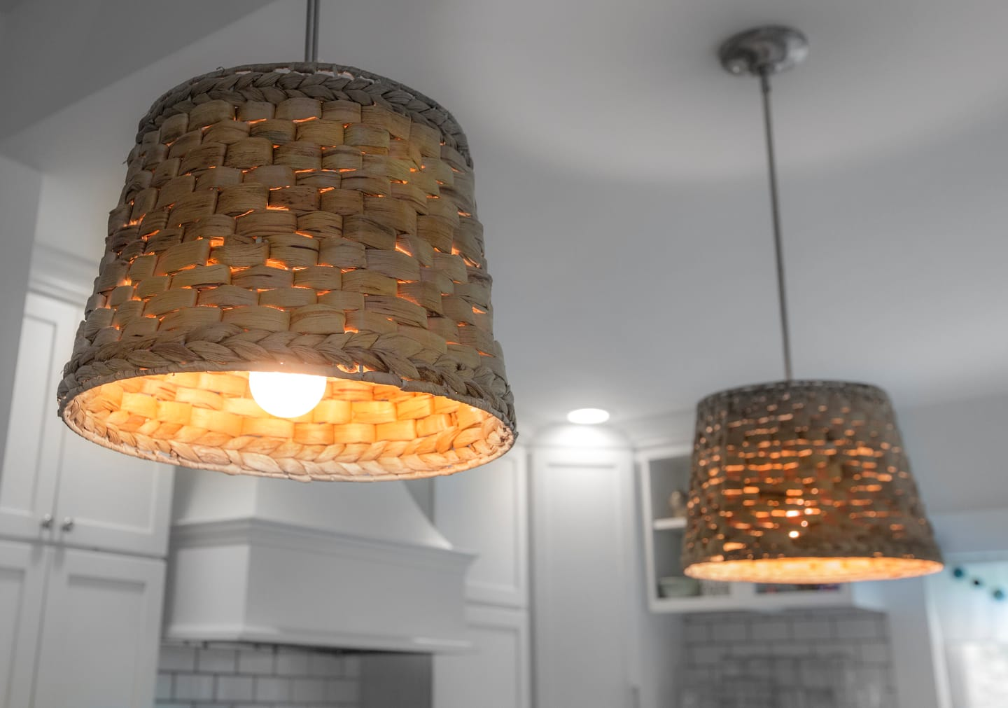 Kitchen pendant light fixtures with basket shades how much does it cost to rewire a house? angie's list how much does it cost to replace a wiring harness at virtualis.co