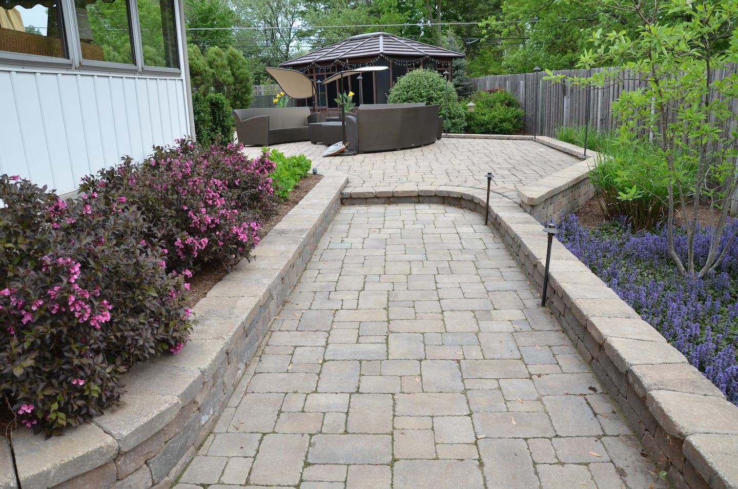 5 steps to level your paving stone walkway angie u0027s list