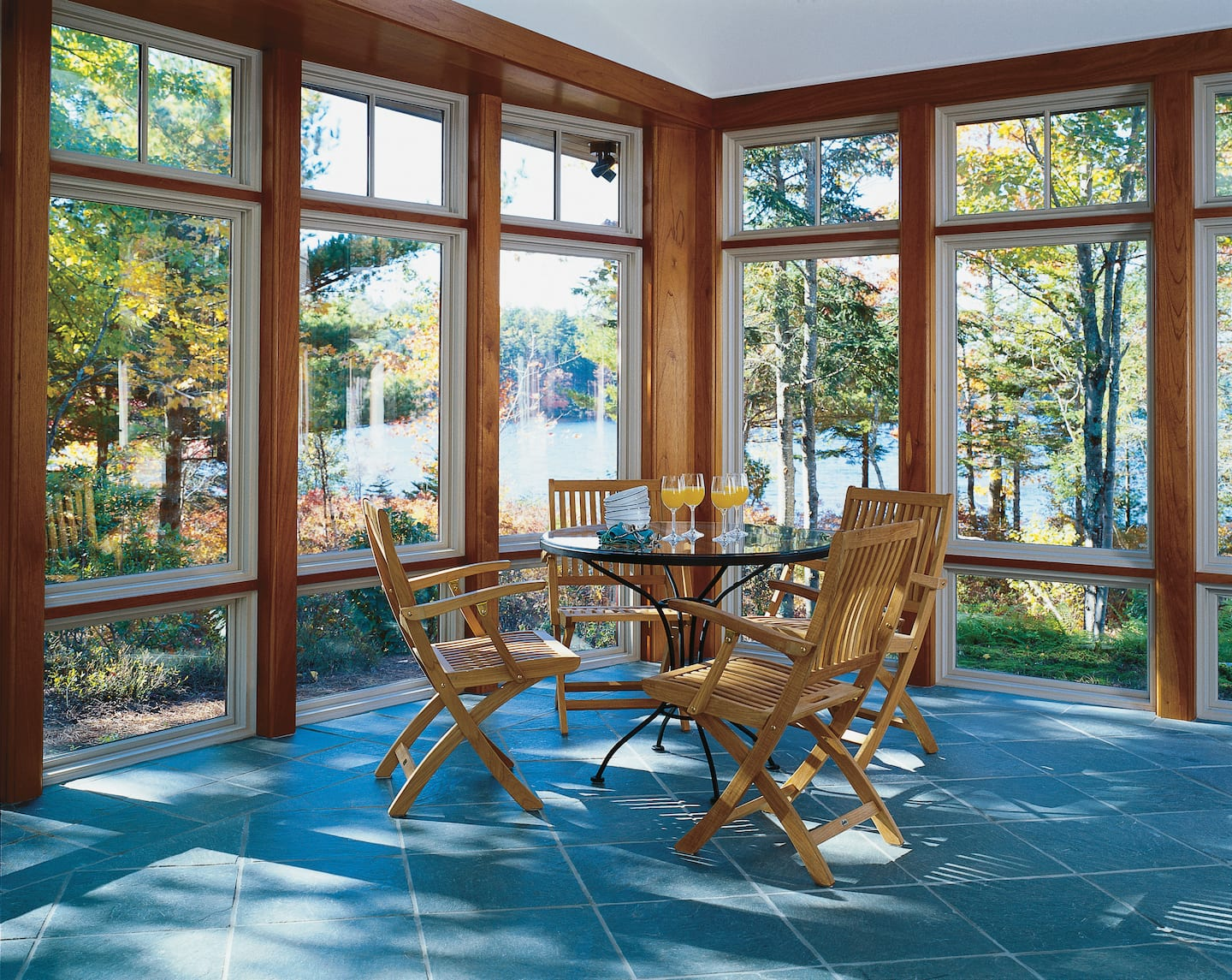 New Englanders Prefer Three Season Porches