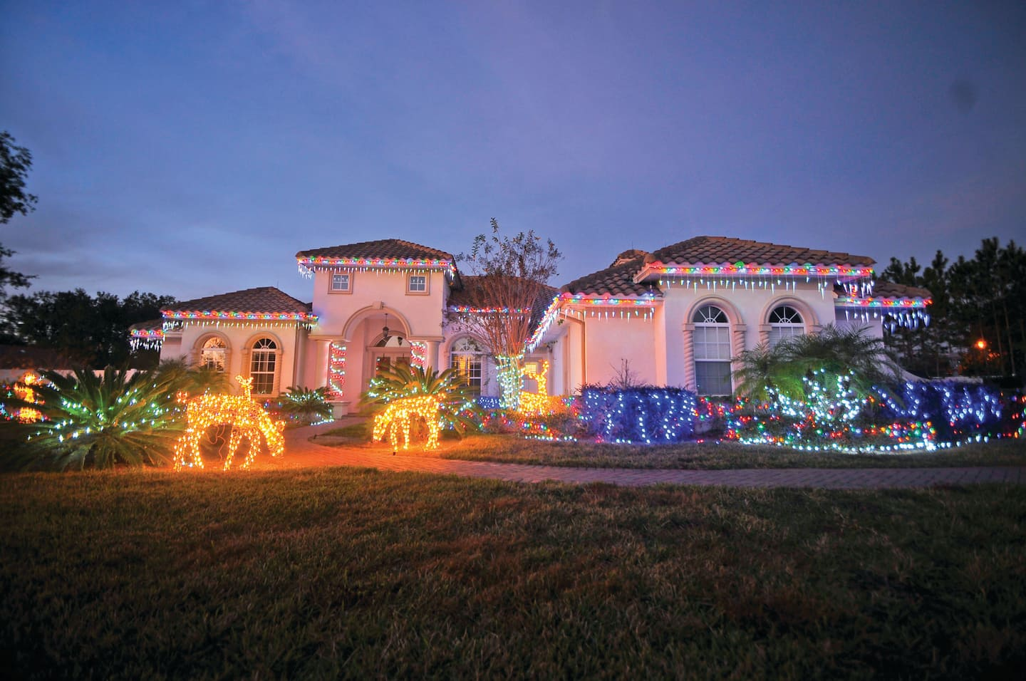 how to decorate with icicle lights.htm how a handyman can help hang christmas lights angie s list  handyman can help hang christmas lights