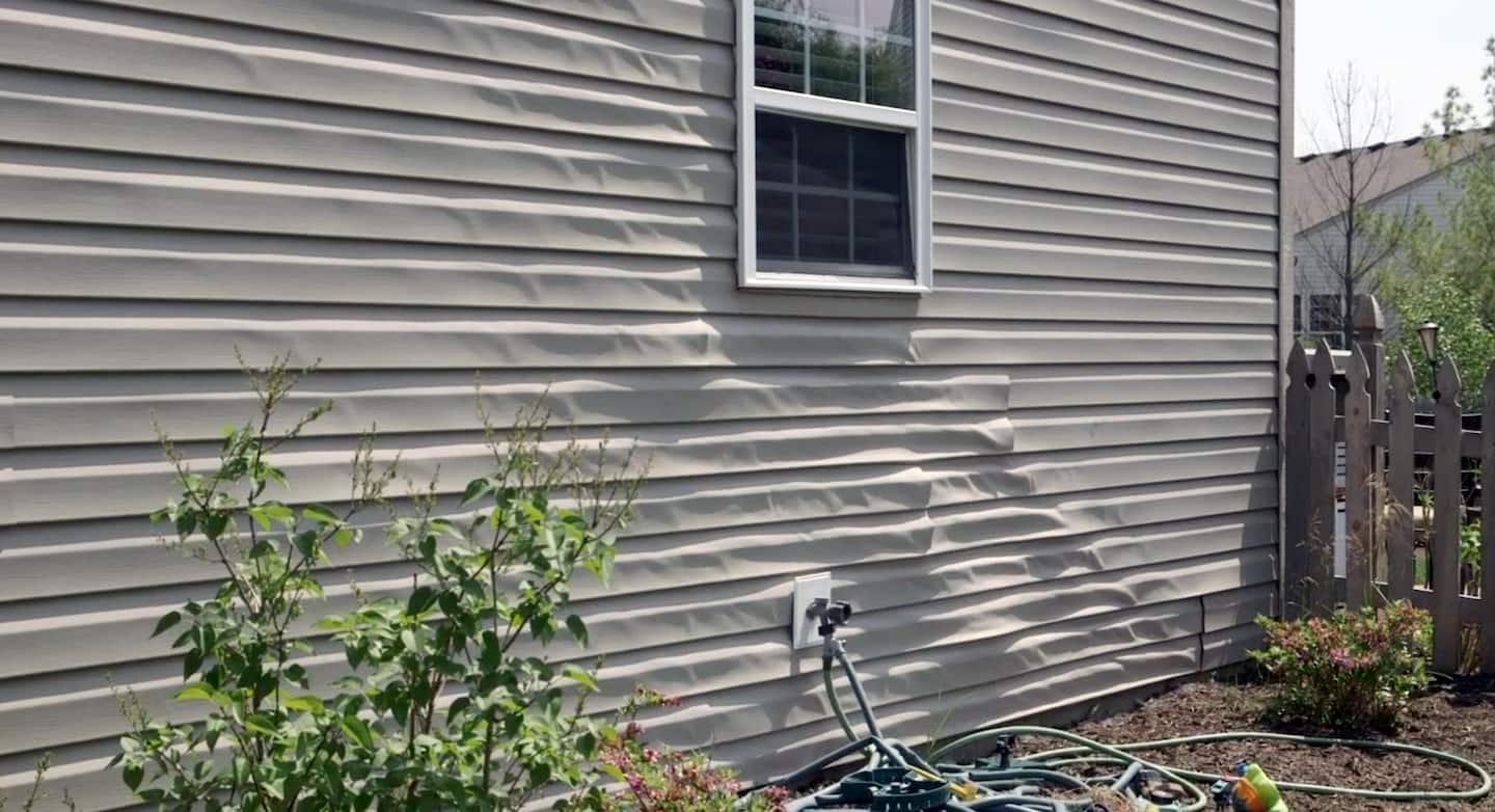 Video Are Your Neighbors Windows Melting Your Siding Angies List