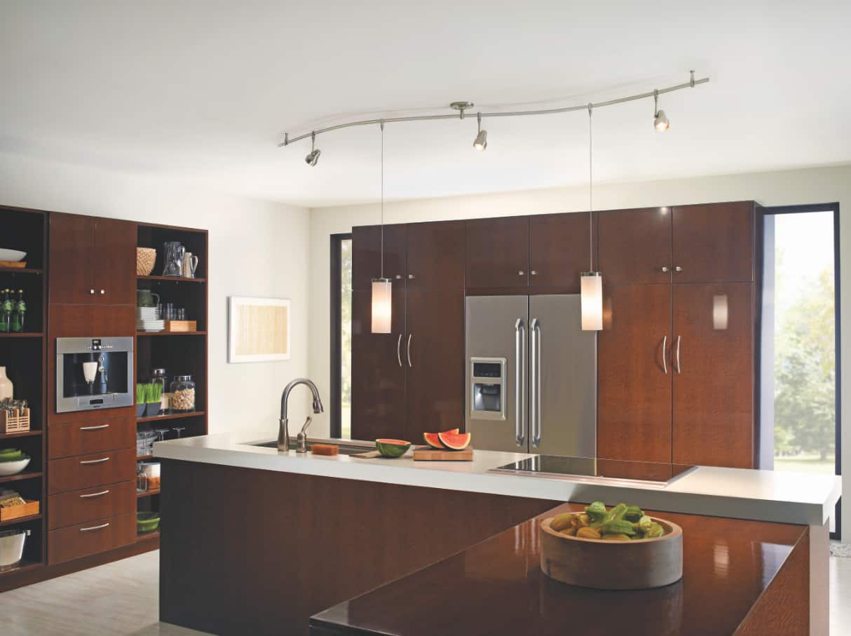 Track Lights For Kitchen Is Track Lighting The Stylish Choice For Your Home Angies List