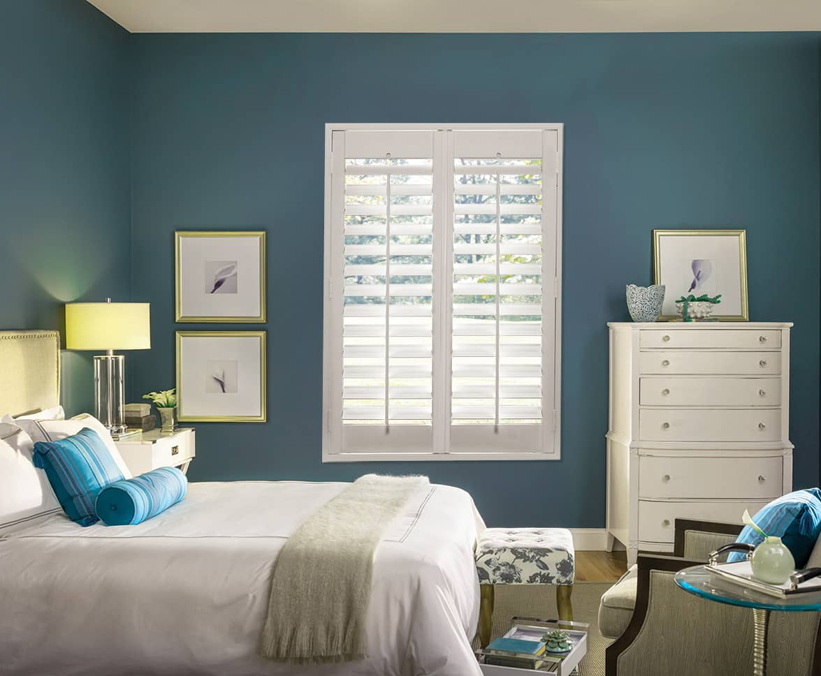 Window Treatments In Bedroom