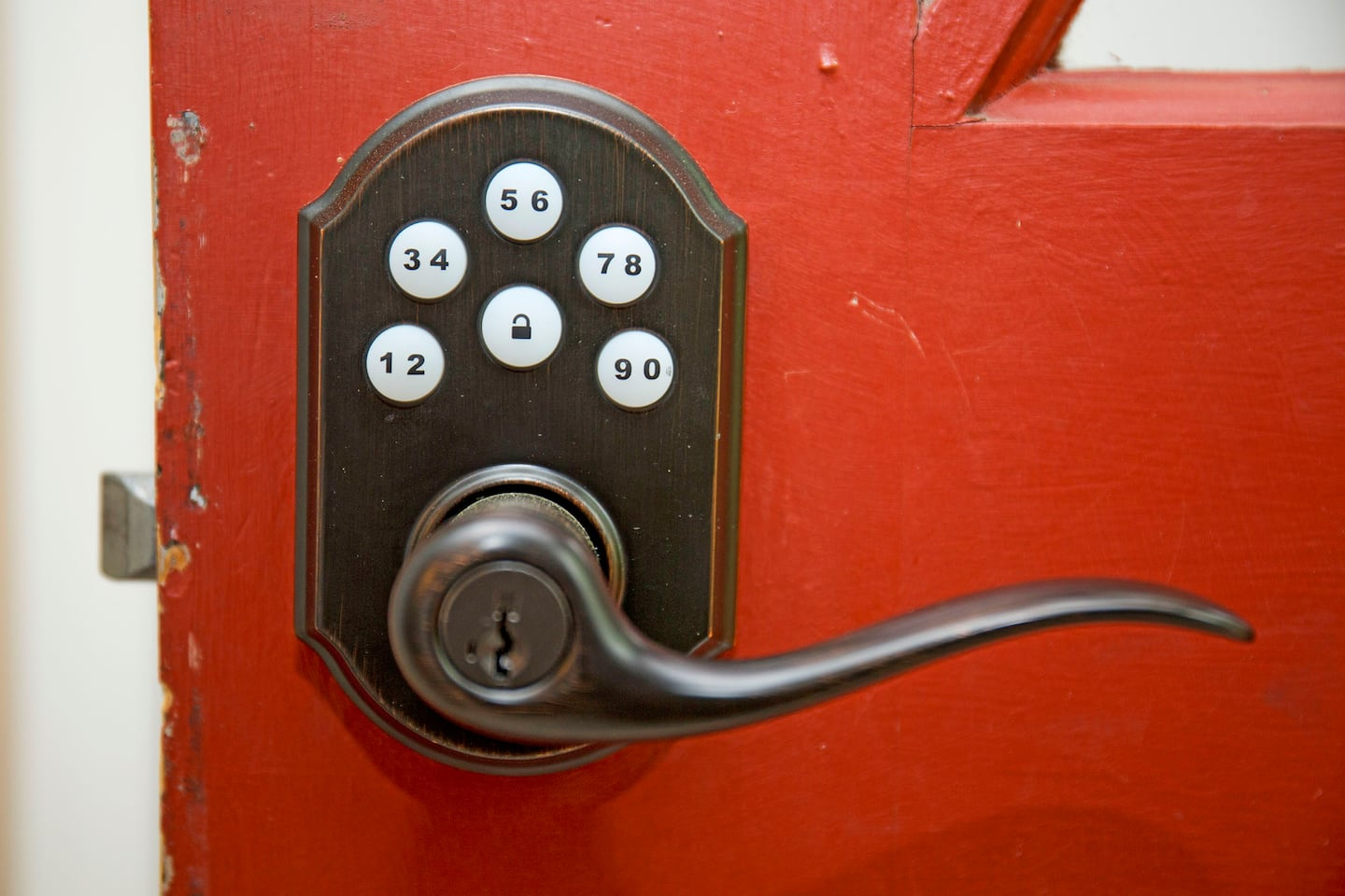 Is a Keyless Lock as Good as a Regular Deadbolt? | Angie's List