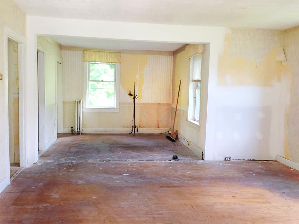 How Much Does It Cost To Remove A Wall Angies List New Wiring Basement Flat Conversion Electrical Job In Oswestry