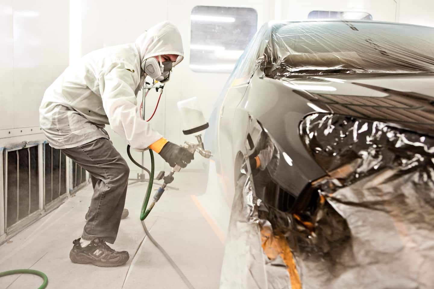 How Much Does It Cost to Paint a Car | Angie's List