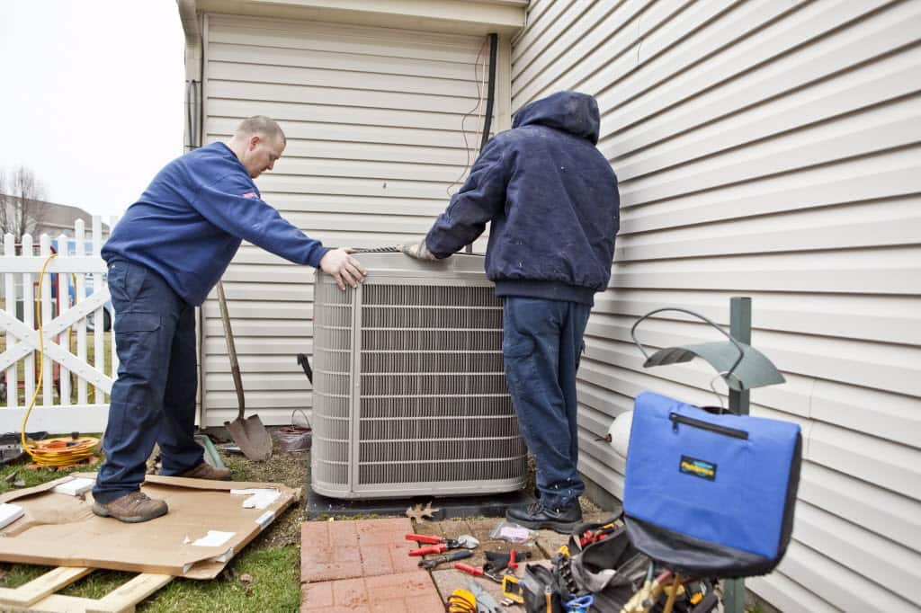 Where can you find a Carrier A/C troubleshooting guide?