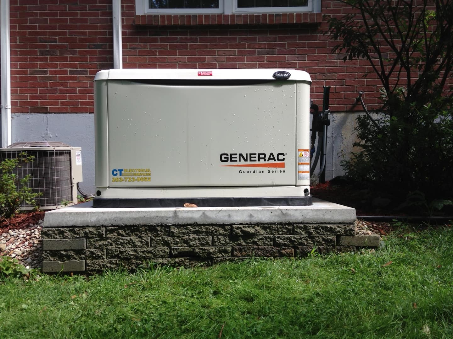 Generator installation Avoids Electrical Disasters