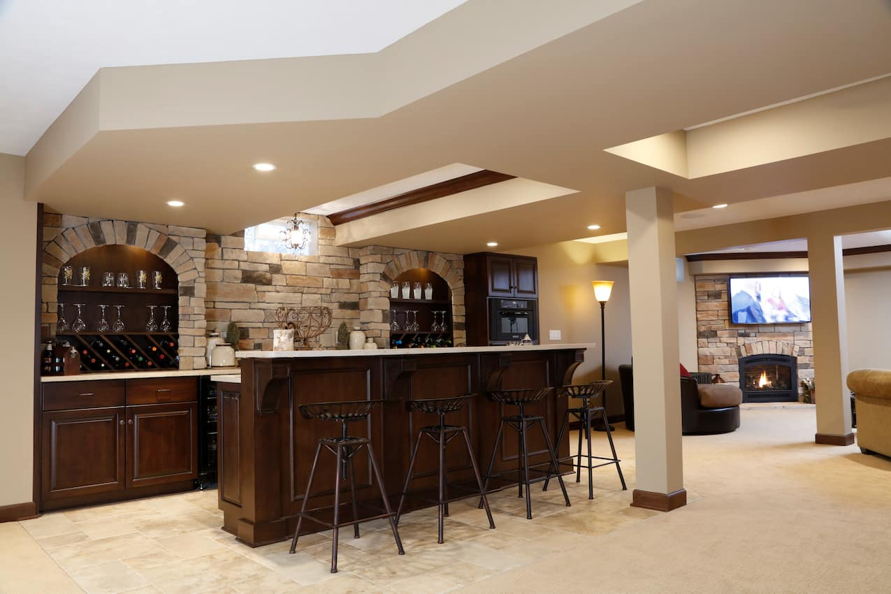 Get The Lowdown On Basement Remodeling Trends
