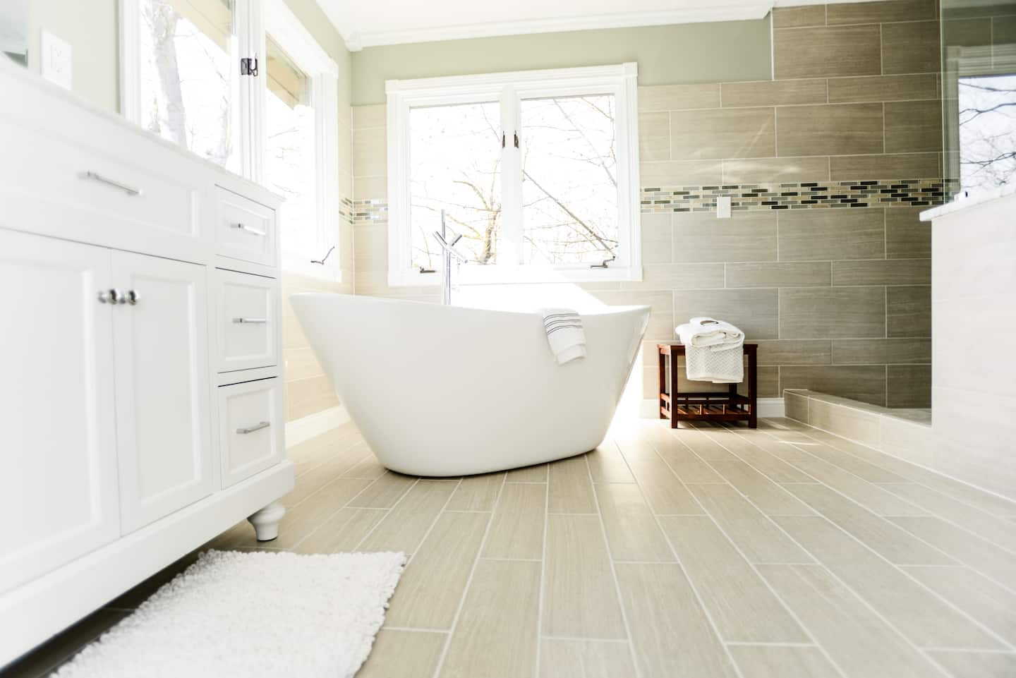 Bathroom Remodel Cost Ct how much does a bathroom remodel cost? | angie's list