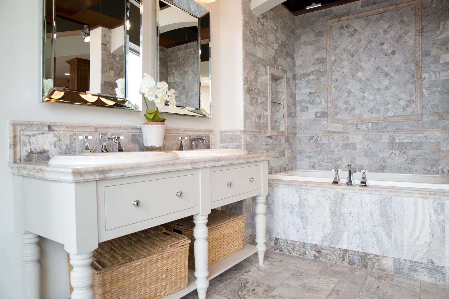 Trendy Bathroom Remodeling Ideas That Endure Angie S List