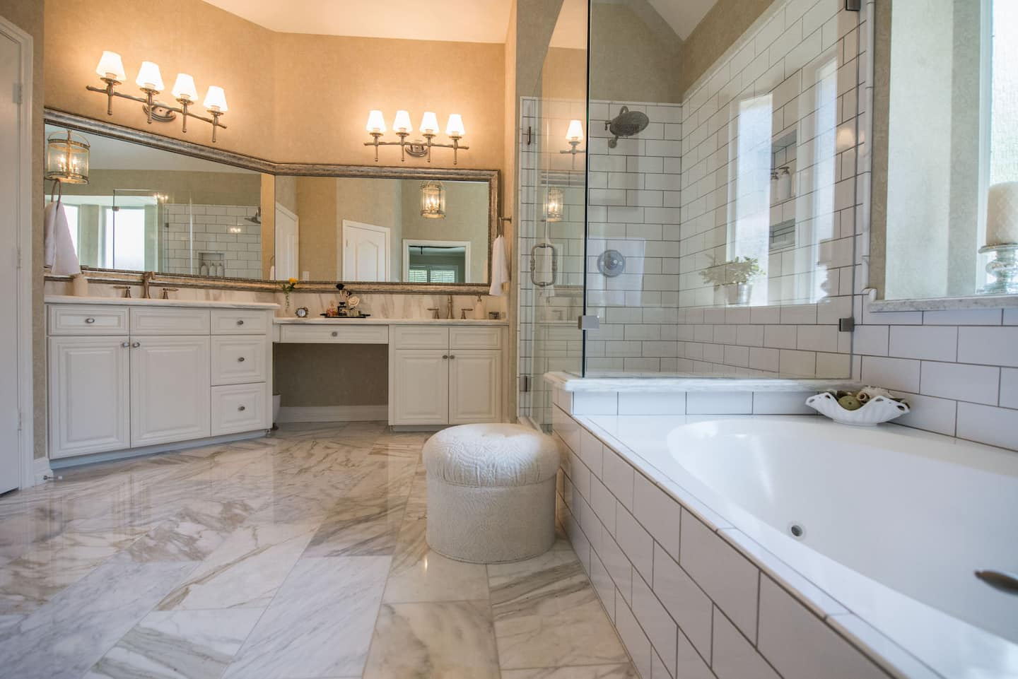 How Much Does Bathroom Tile Installation Cost? | Angie\'s List