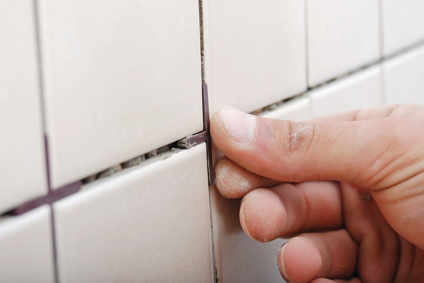 Choosing Bathroom Floor and Wall Tile Spacers | Angie\'s List