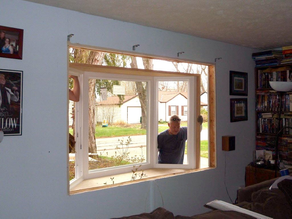 Bay window cost and installation - Bay Window Cost And Installation 49