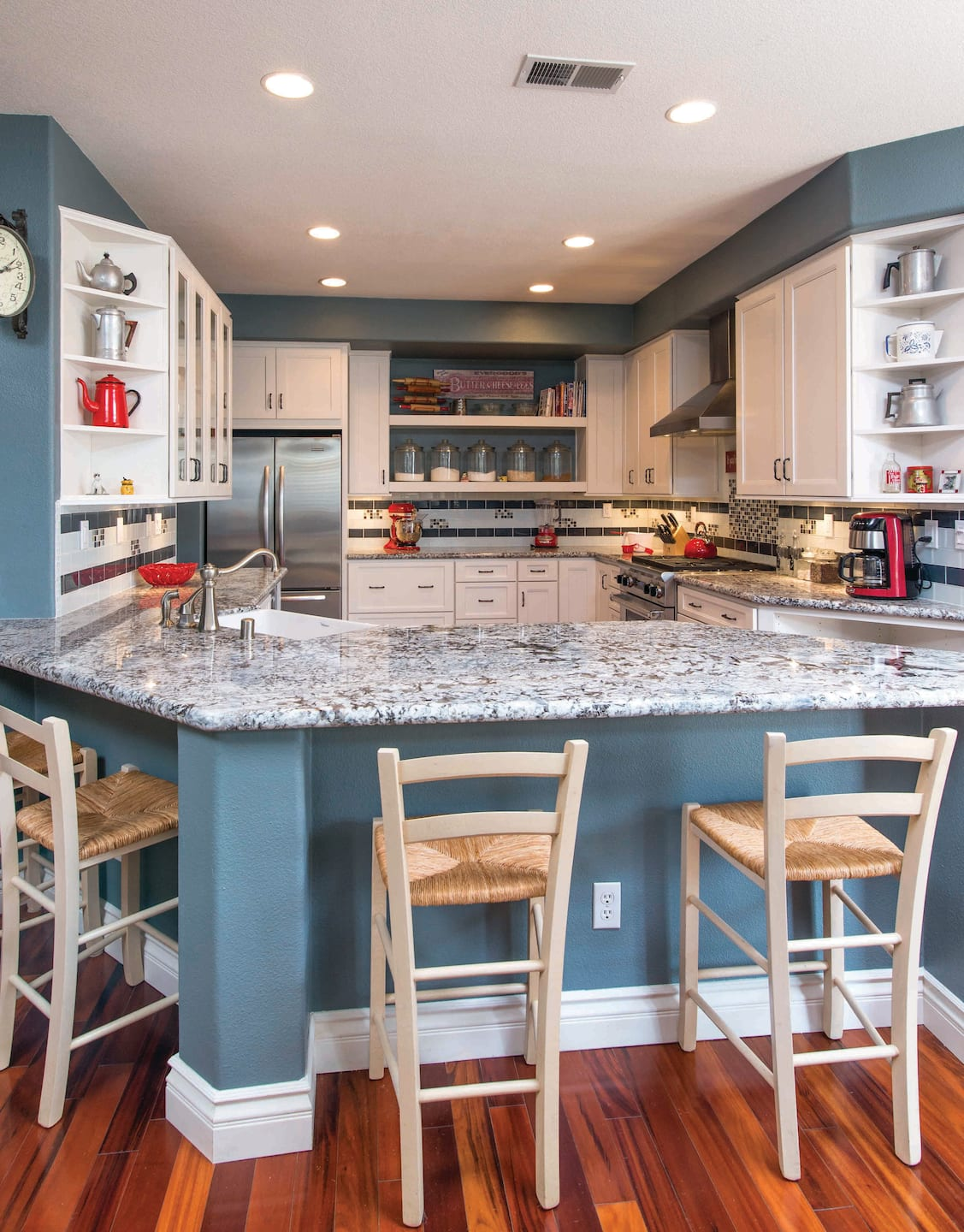 Granite Kitchen Countertop Designs And Styles Angie S List