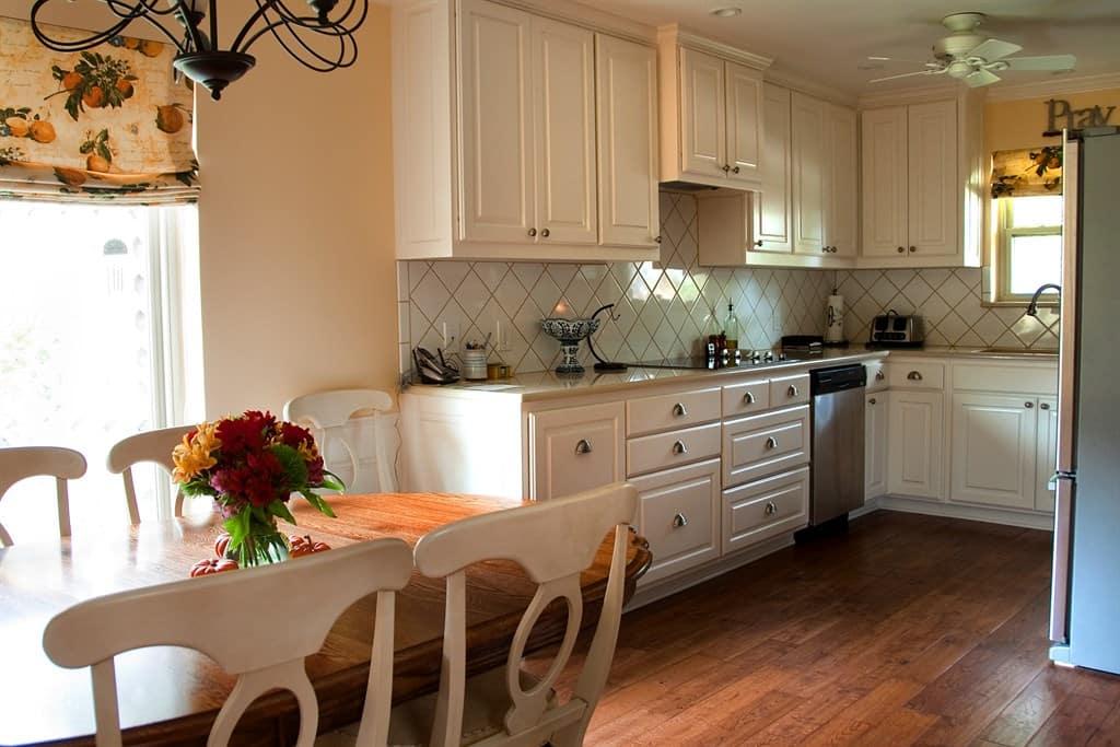 pink kitchen decorating ideas.htm 5 tips to brighten a dark kitchen angie s list  5 tips to brighten a dark kitchen
