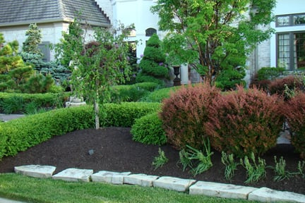 Types Of Landscaping Mulch And Design Styles Angie S List