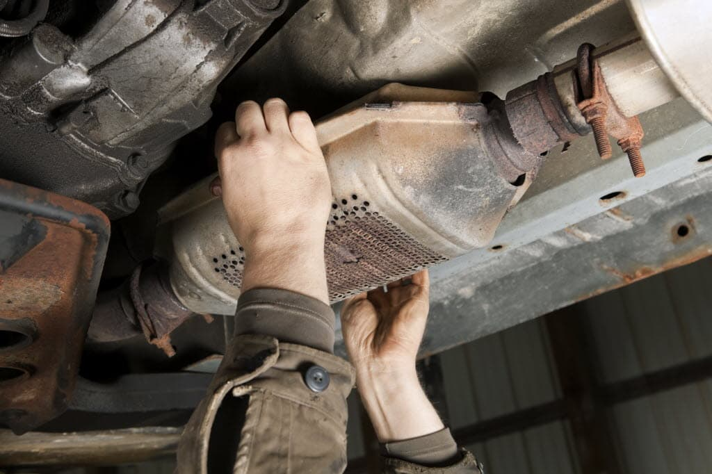 Catalytic Converter Repair Cost: What You Need to Know | Angie's List