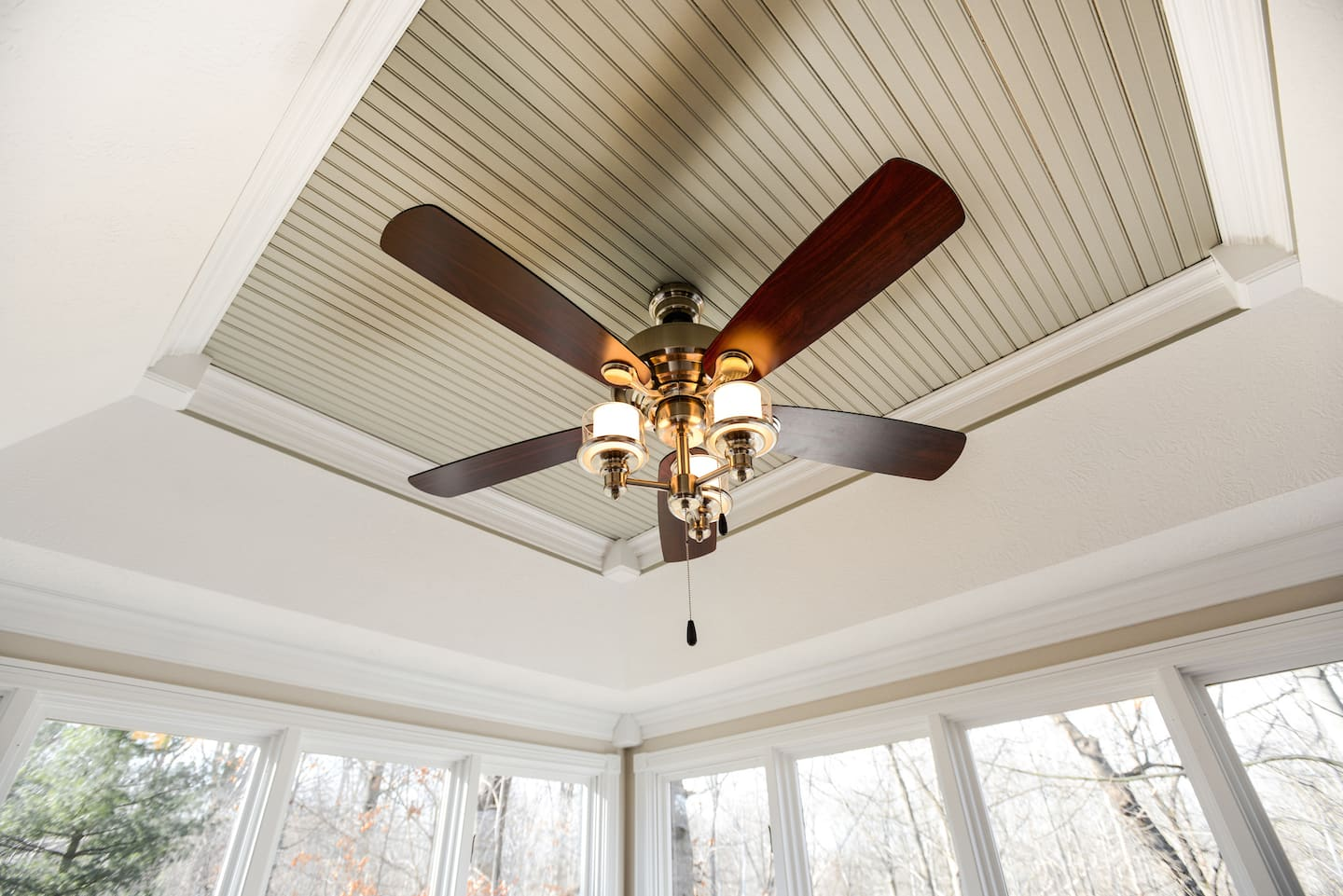 Ceiling Fan Installation and Safety