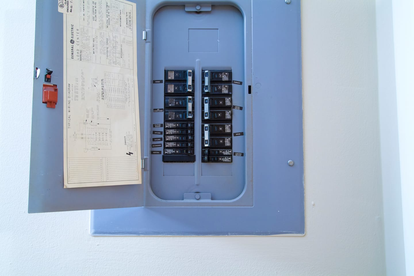 Circuit Breaker Cabinet What Is An Electrical Power Surge Angies List