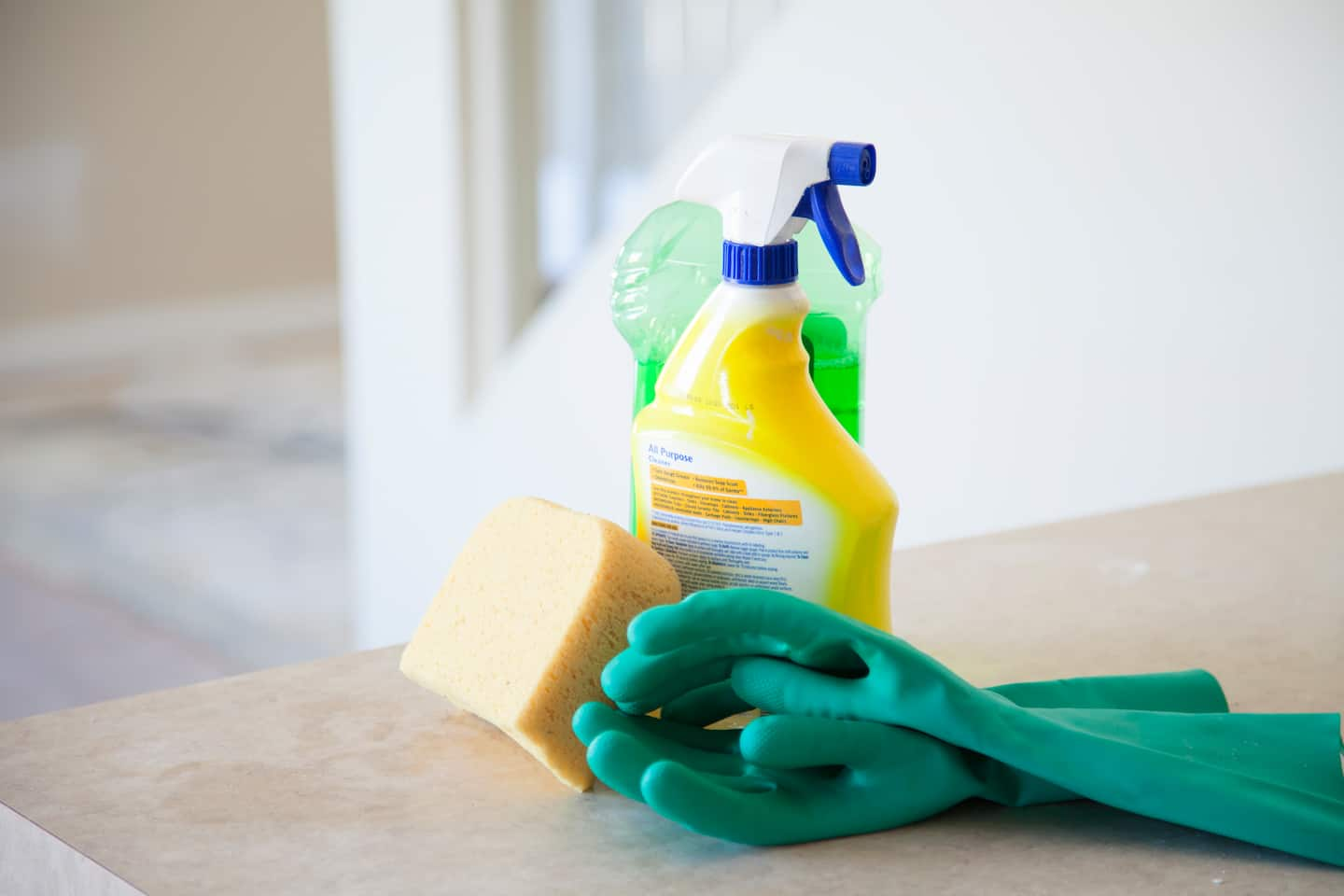 home cleaning services for moving