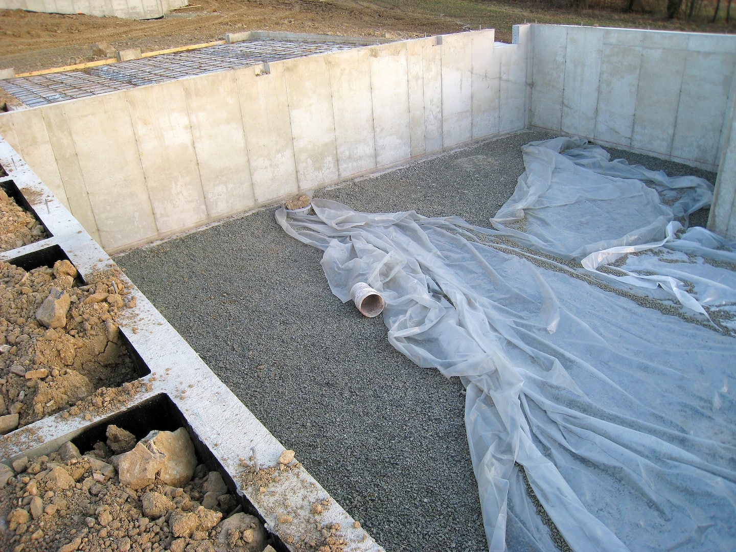How much does it cost to pour a basement renovating a 100 for How much does it cost to have a foundation poured