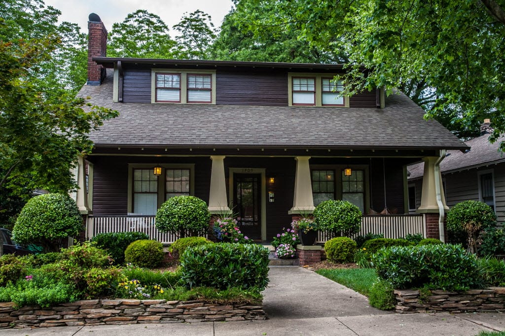What is a Craftsman Bungalow