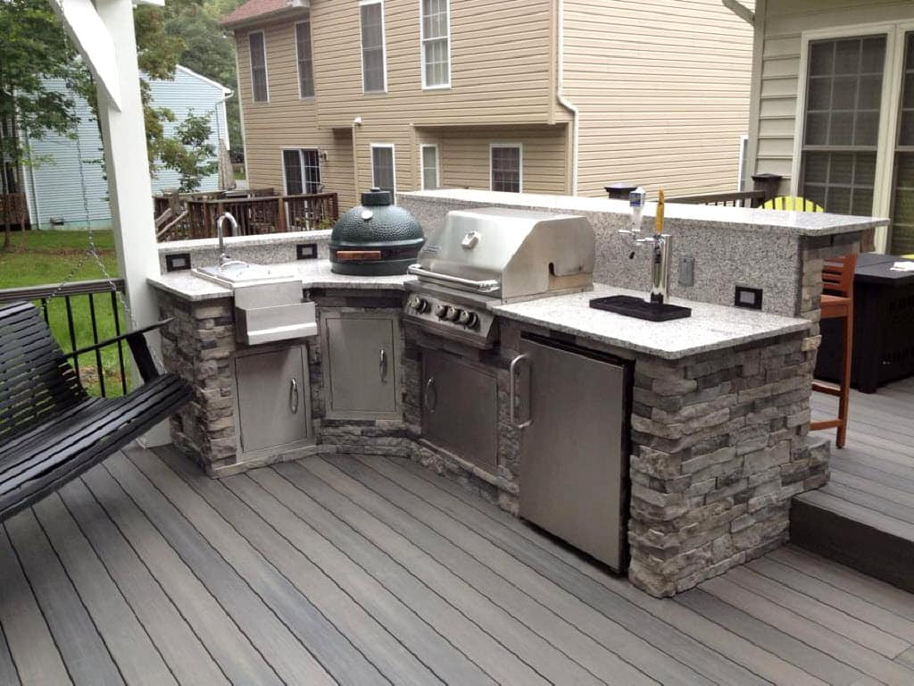 diy outdoor kitchen is this a project for you angie s list
