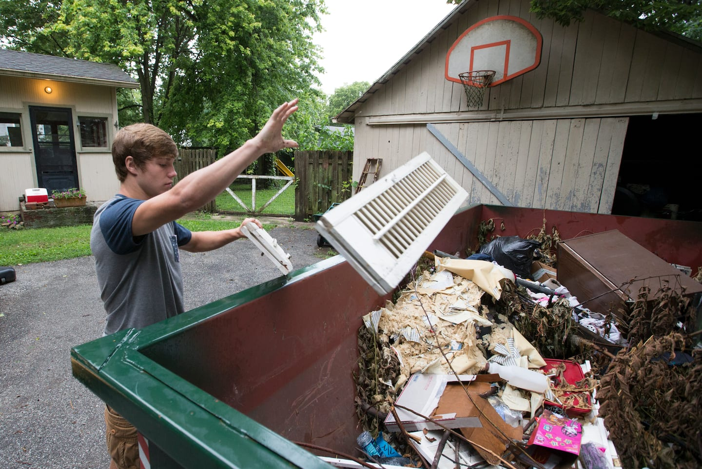Dumpster Rental vs  Junk Removal: Pros and Cons | Angie's List