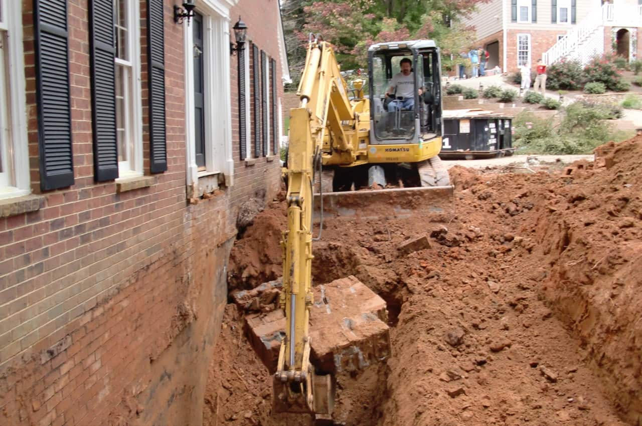 Can I Dig A Basement Under An Existing House Angies List - Digging basement cost
