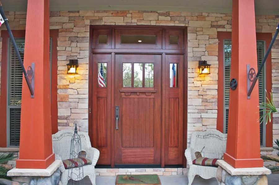 Pros And Cons Of Front Door Options Angies List
