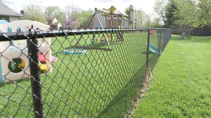 Chain Link Fence Parts List fences - guide to fencing costs & materials | angie's list