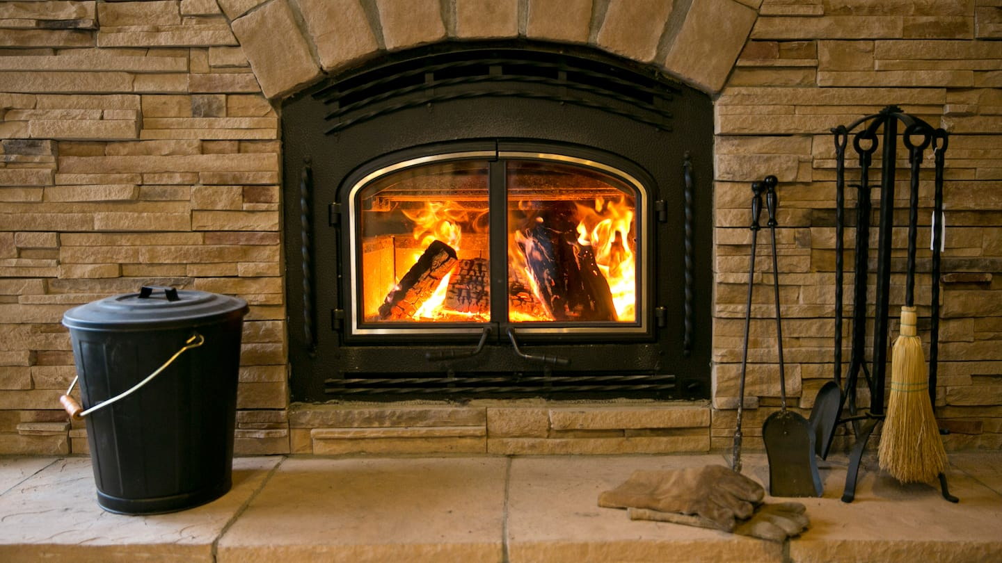 Design Fireplace Pictures how to convert a gas fireplace wood burning angies list