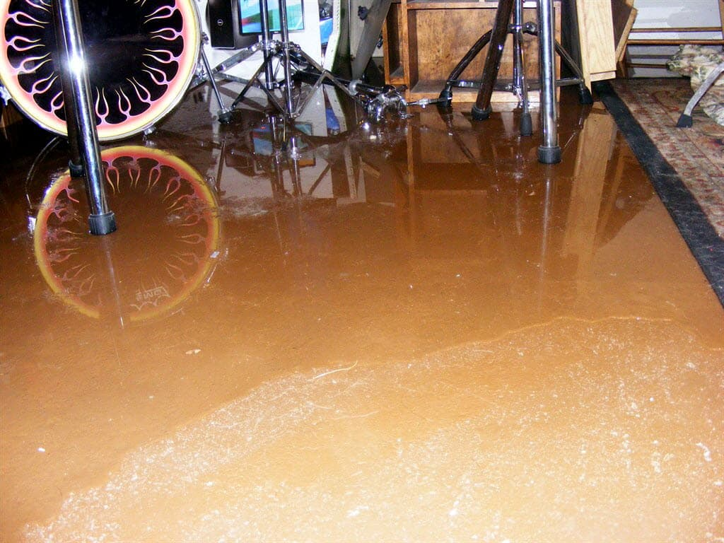 The Causes And Costs Of A Flooded Basement Angies List - Basement keeps flooding
